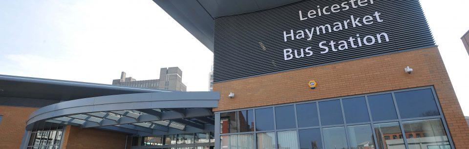 PICTURE MATT SHORT / MATT SHORT PHOTOGRAPHY Opening of Leicester Haymarket bus station