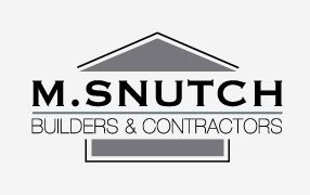m snutch builders contractors logo