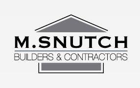 m snutch builders contractors logo