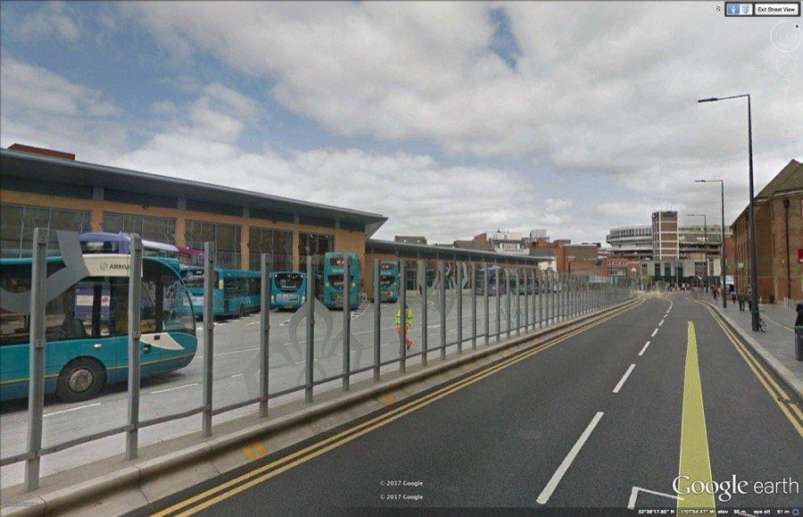 Haymarket Bus Station Hoyes Roofing Amp Cladding