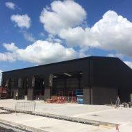 blaby vehicle depot