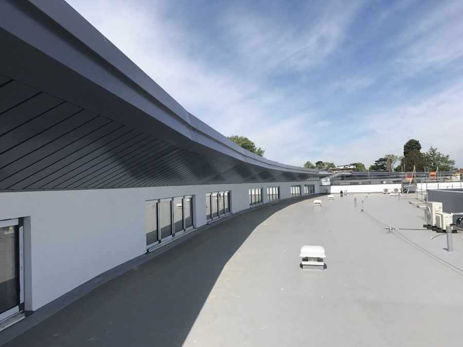 Birkett House Wigston Hoyes Roofing Amp Cladding
