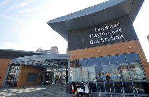 Haymarket bus station